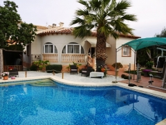 Detached Villa - Re-Sale - Ciudad Quesada - Doña Pepa