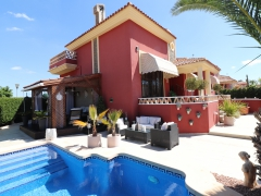 Detached Villa - Re-Sale - Algorfa - Lo Crispin