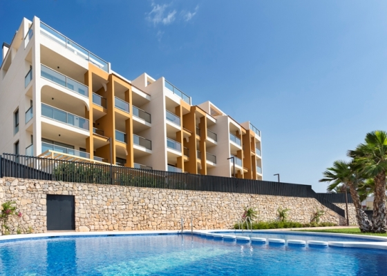 Apartment - New - Villajoyosa - Villajoyosa - Town