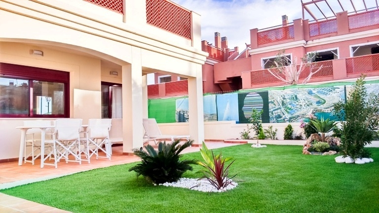 New - Apartment - La Serena Golf Resort - La Serena Golf Resort - Centre
