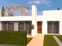 Detached Villa - New - Lo Romero Golf Resort - Lo Romero Golf Resort
