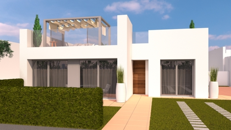 New - Detached Villa - Lo Romero Golf Resort