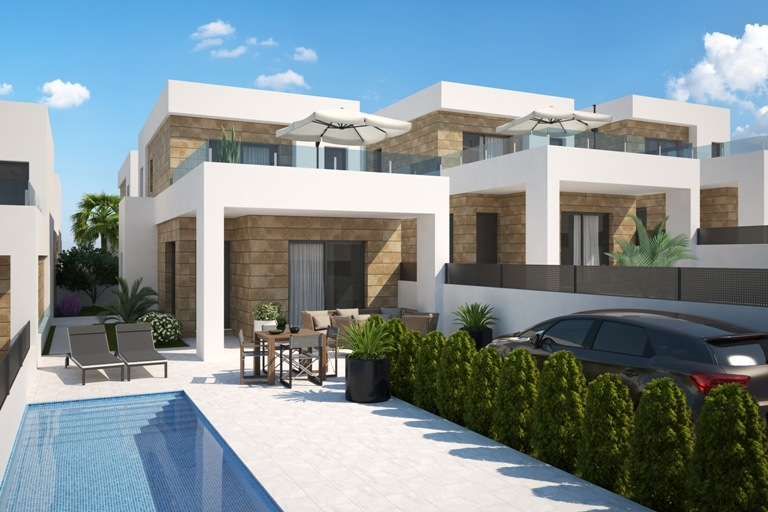 New - Detached Villa - Bigastro - Bigastro - Town