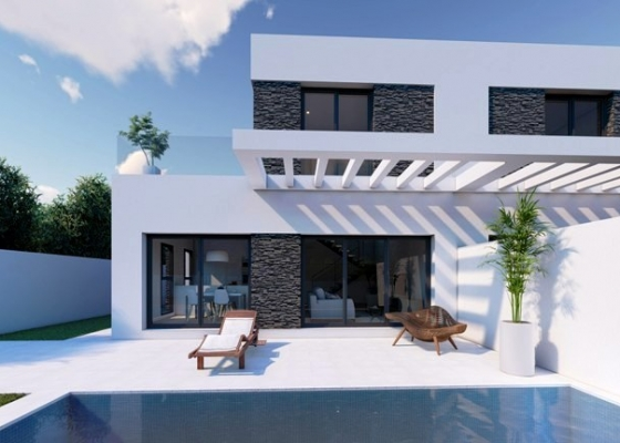 Semi Detached Villa - New - Daya Vieja - Daya Vieja - Town