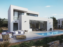 Detached Villa - New - Orihuela Costa - Las Colinas