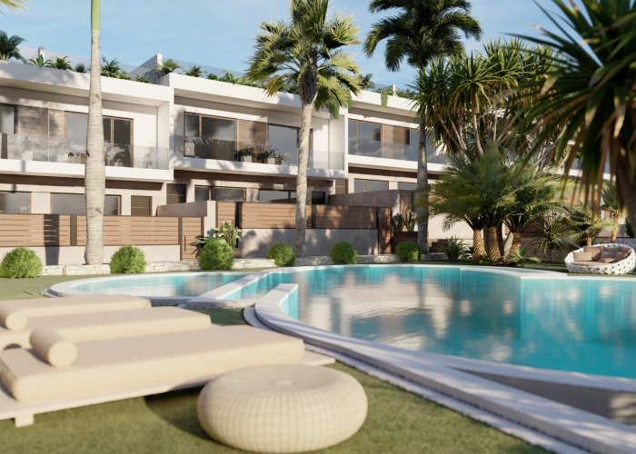 New - Townhouse - Orihuela Costa - Los Balcones