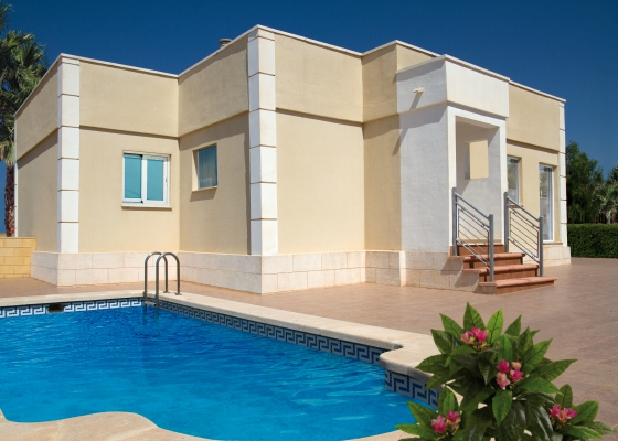 Semi Detached Villa - New - Balsicas - Sierra Golf