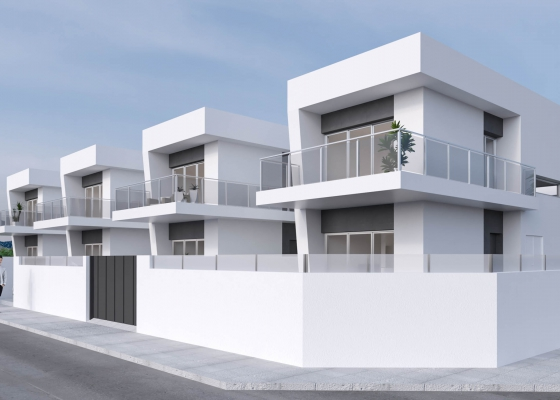 Detached Villa - New - Daya Vieja - Daya Vieja - Town