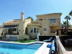 Detached Villa - Re-Sale - Orihuela Costa - Las Ramblas