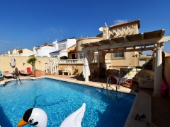 Detached Villa - Re-Sale - Orihuela Costa - Playa Flamenca