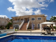 Detached Villa - Re-Sale - Algorfa - Lomas de La Juliana