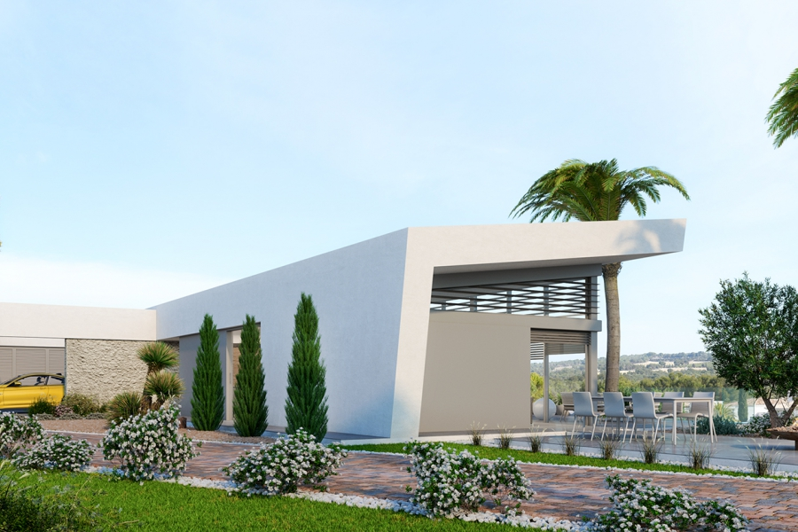 New - Detached Villa - Orihuela Costa - Las Colinas