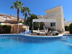 Detached Villa - Re-Sale - Ciudad Quesada - La Fiesta