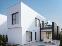 New - Detached Villa - Orihuela Costa - Punta Prima