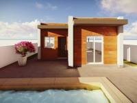 New - Detached Villa - Ciudad Quesada - Atalayas