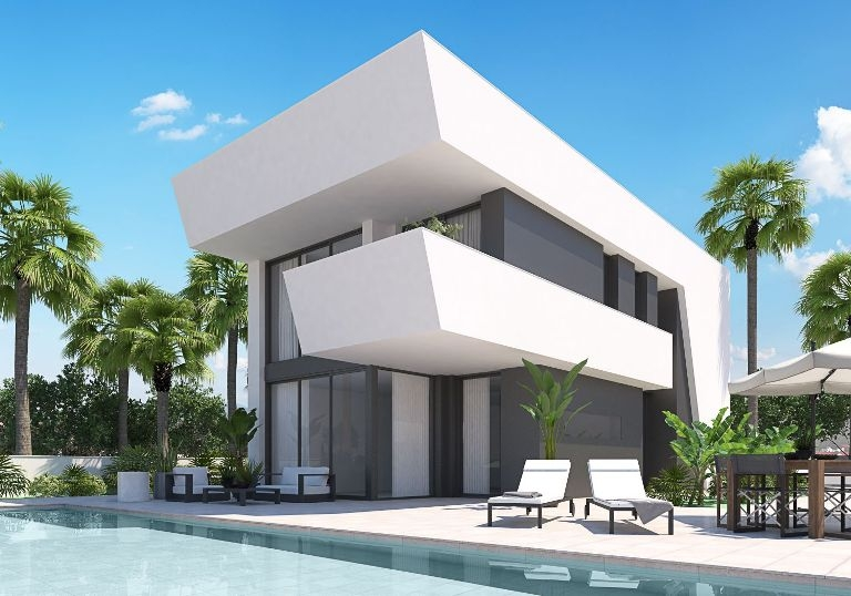 New - Detached Villa - La Marina - El Pinet