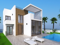 Detached Villa - New - Orihuela Costa - Los Balcones