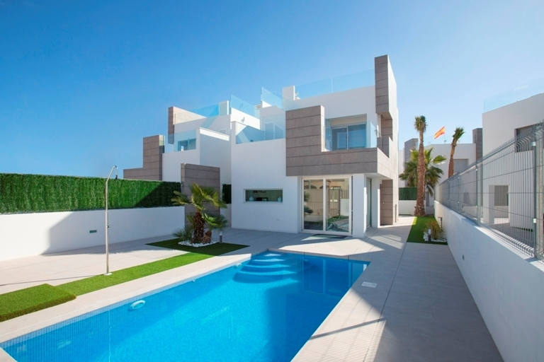 New - Detached Villa - Guardamar del Segura - El Raso