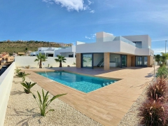 Detached Villa - New - Benimar - Benimar III
