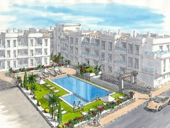 Apartment - New - Torrevieja - Torrevieja - Centre