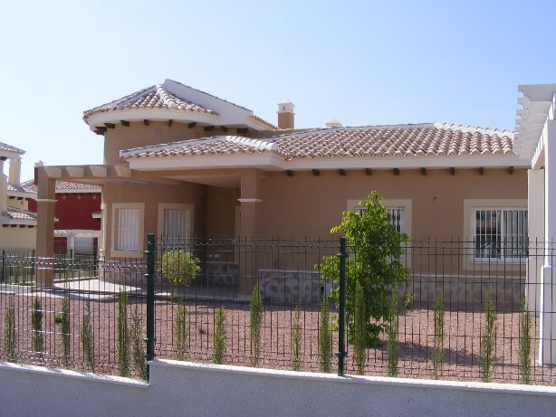 New - Detached Villa - Aspe - Aspe - Town