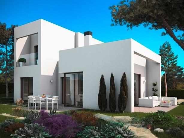 New - Detached Villa - Orihuela Costa - Campoamor