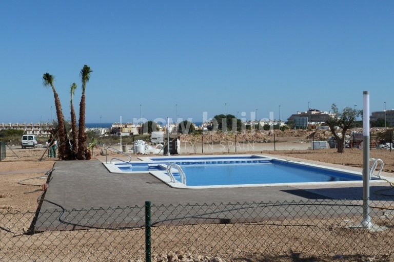 New - Apartment - Orihuela Costa - Villamartin