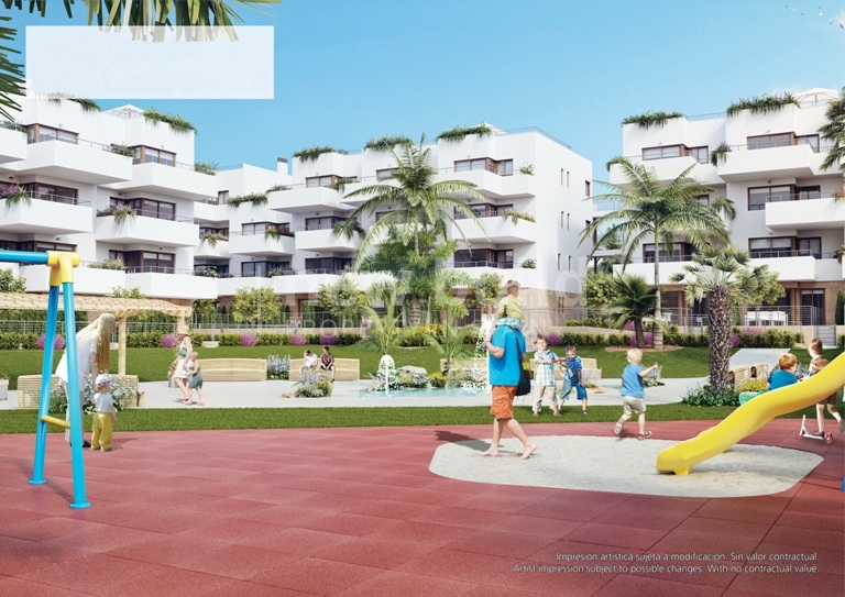 New - Apartment - Orihuela Costa - Lomas de Campoamor