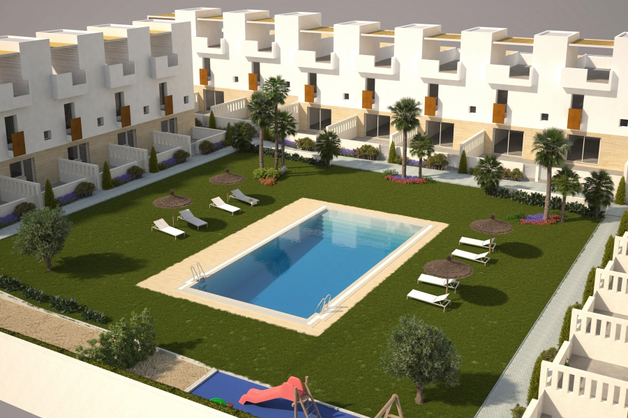 New - Townhouse - Torrevieja - Torrevieja - Centre