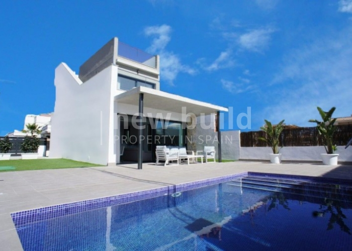 New - Detached Villa - Orihuela Costa - Lomas de Cabo Roig