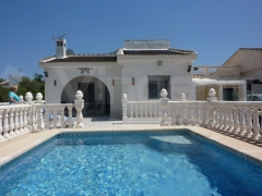 Detached Villa - Re-Sale - Torrevieja - La Siesta