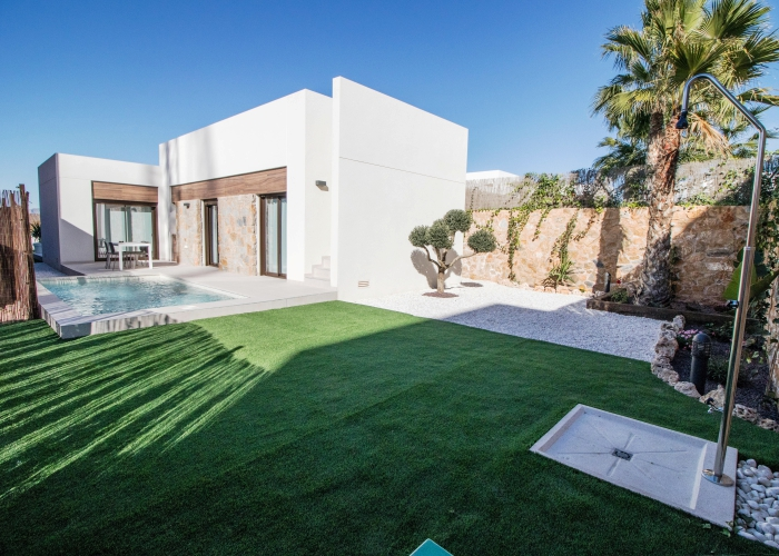New - Detached Villa - Algorfa - La Finca Golf Resort