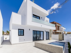 Detached Villa - New - Los Montesinos - La Herrada