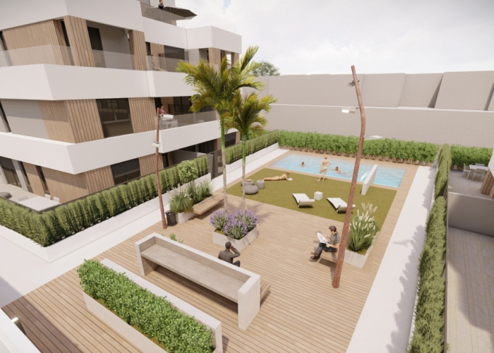 New - Apartment - San Javier