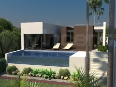 Detached Villa - New - Algorfa - La Finca Golf Resort