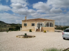 Country Property - Re-Sale - Hondon - Hondon de Los Frailes